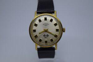 Gents Rotary GT Wrist Watch c.1970
