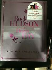 Doris Day Rock Hudson Romance Collection NEW Pillow Talk/Lover Come Back/Send Me