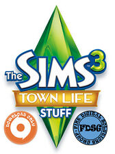 The Sims 3 Town Life Origin Code CD KEY WORLDWIDE REGION FREE