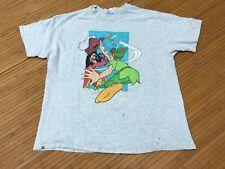 XL - Vtg 90s Disney Peter Pan Single Stitch Cotton T-shirt USA