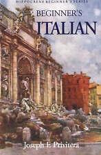 Beginner's Italian by Joseph F. Privitera (Paperback, 2000)