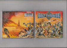 BOLT Thrower War MASTER 1991 Earache MOSH 29cd RARE programmazione a oggetti | Benediction |