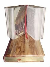 Olive Wood Bible King James Version From Bethlehem The Holy Land