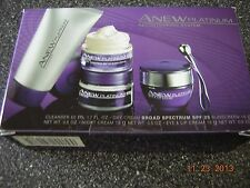 New Anew Platinum Anti-Aging Skin Kit - Travel Trial Size- 60+ - $66 value