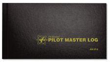 ASA Standard Master Pilot Log - Professional Pilot Logbook - ASA-SP-6