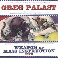 Weapon of Mass Instruction 2004 by Palast, Greg
