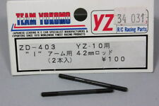 YOKOMO Biellettes 4,2 mm triangles supérieurs 34031