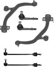 PEUGEOT 106 1.4 QUICKSILVER 2 WISHBONE ARMS 2 TRACK ROD ENDS ANTI ROLL BAR LINKS