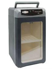 Portable Car Refrigerator Vehicle Cooler Warmer 12V Travel Fridge 18 Qt 16 Lt