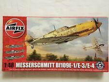 Airfix 05120 Messerschmitt Bf 109 E-1/E-3/E-4 1:48 Neu und eingetütet