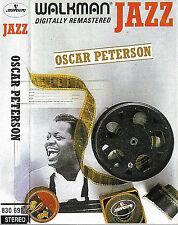 OSCAR PETERSON CASSETTE ALBUM WALKMAN JAZZ MERCURY Clark Terry Turkish issue