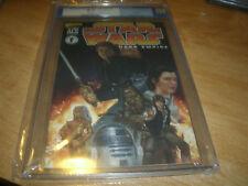 Wizard Ace Edition Star Wars Dark Empire CGC NM 9.4 Comic Book