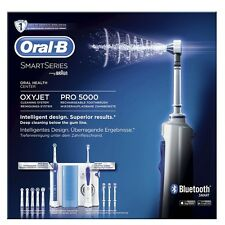 Braun Oral-B Center Oxyjet + Pro 5000 SMARTSERIES-Dental Center