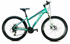 Aluminum Frame Women's Front Suspension Mountain Bicycles