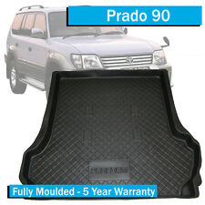 TO FIT: Toyota Prado 90 Series (1996-2002) - Boot Liner / Cargo Mat