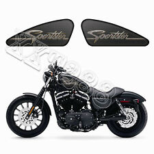 "General Metallochrome ""Sportster"" Gas Tank Decals Emblem Badges For Harley"