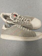 Adidas Stan Smith UK Size 9 - Grey And White VGC