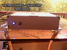 """QUANTUM"" DUAL TCXO SDR TRUNKING RADIO with RF AMPLIFIER +  Antenna"