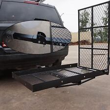 Wheelchair and Scooter Carrier Lifts for Cars w/Loading Ramp