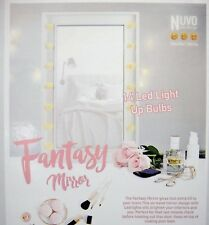 Hollywood Celebrity Makeup Mirror LED Light Beauty Vanity Cosmetic Dressing Room