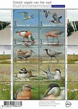 Netherland 2016 Birds - ducks sheetlet mnh us
