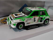 "Solido S1801303 - Renault R5 Turbo Gr.B Nr. 6 Rallye de Lozere 1985 ""Legal"" 1:18"
