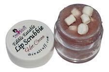 Lip Scrubbie, Hot Cocoa Flavor, For Soft, Full ,Hydrated Lips, 1/4 oz