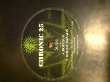 "Chronic 26- Surge - Rotation/Double Dragon 12"" Vinyl Drum and Bass Chronic recs"