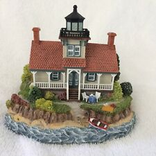 Harbour Lights 551 Signed Hilton Head Front Range Society Exclusive 2005 w Coa