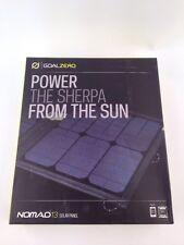 Goal Zero Nomad 13 Solar Charging panel 13Watt - Direct USB & 12v DC Charge Port