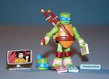 MiniMates Teenage Mutant Ninja Turtles Series 5 Fanboy Leonardo