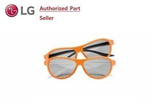 LG AG-F310DP EBX61648801 Cinema 3D Dual Play Gaming Glasses (2 Pair) Genuine LG