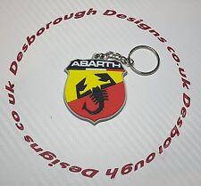 Fiat Abarth Clé Bague 500 124 131