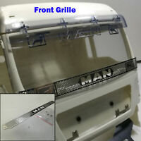 Explosion Mesh Front Grille for Tamiya 1/14 Man 540 56325 Tractor Trailer Truck