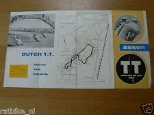 1963 FLYER DUTCH TT ASSEN GRANDPRIX ROADRACE IN STRONG USED CONDITION B