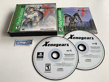Xenogears - Greatest Hits - Sony PlayStation PS1 - NTSC USA - Avec Notice