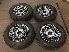 "2011-2016 Ford F250 Wheels Rims Tires 20"" Inch 20 X 8 OEM 11 12 13 14 15 16"