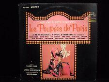 Sid & Marty Krofft Les Poupées De Paris RCA Victor LSO-1090 Vinyl LP