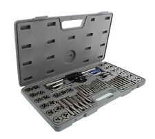 ABN Metric SAE Standard Tap and Die 60-Piece Rethread Set Thread Rethreading Kit