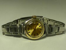 Rare Vintage Ladies Tudor by Rolex Princess Oyster Date Rotor Self Winding Watch