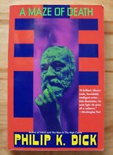 A MAZE OF DEATH By: Philip K. Dick