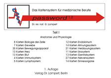 Heilpraktiker Prüfung Lernkarten inkl. Karteikasten