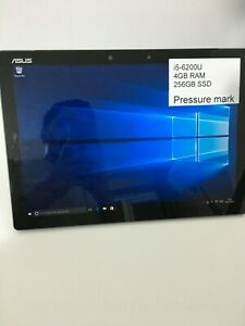 """ASUS Transformer 3 Pro T303U 12.6"""" Touch Screen i5-6200U 4GB 256GB Tablet #1032"""