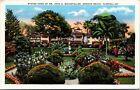 ORMOND BEACH FL ? John D. Rockefeller Winter Home - Postcard - pc