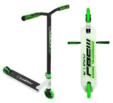 Lucky Crew Complete Pro Kick Stunt Scooter White/Green 2019 NEW