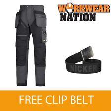 Pantaloni da uomo grigie corti