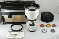 [Exc+++++] MINOLTA AF APO TELE 300mm F2.8 G HIGH SPEED Lens from Japan