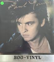 2 X PAUL YOUNG -Vinyl Lp Records -The Secret Of Association - No Parley Both Ex