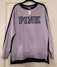 PINK by Victoria Secret - Oversized Sweatshirt - Size S
