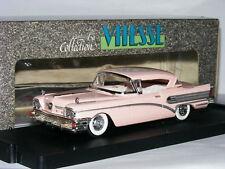 Vitesse 038 1958 Buick Roadmaster 2-Door Hard Top Pink 1/43